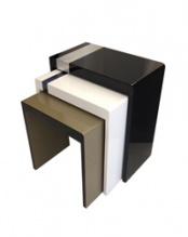 VICTORIA - 3 Nesting Tables
